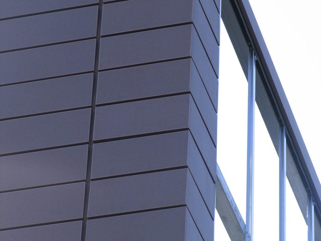 Lattes de façade - OML