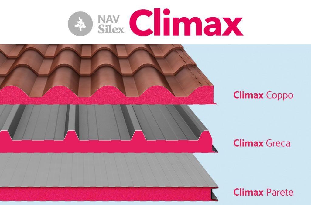 Climax prodotto da Nav Silex