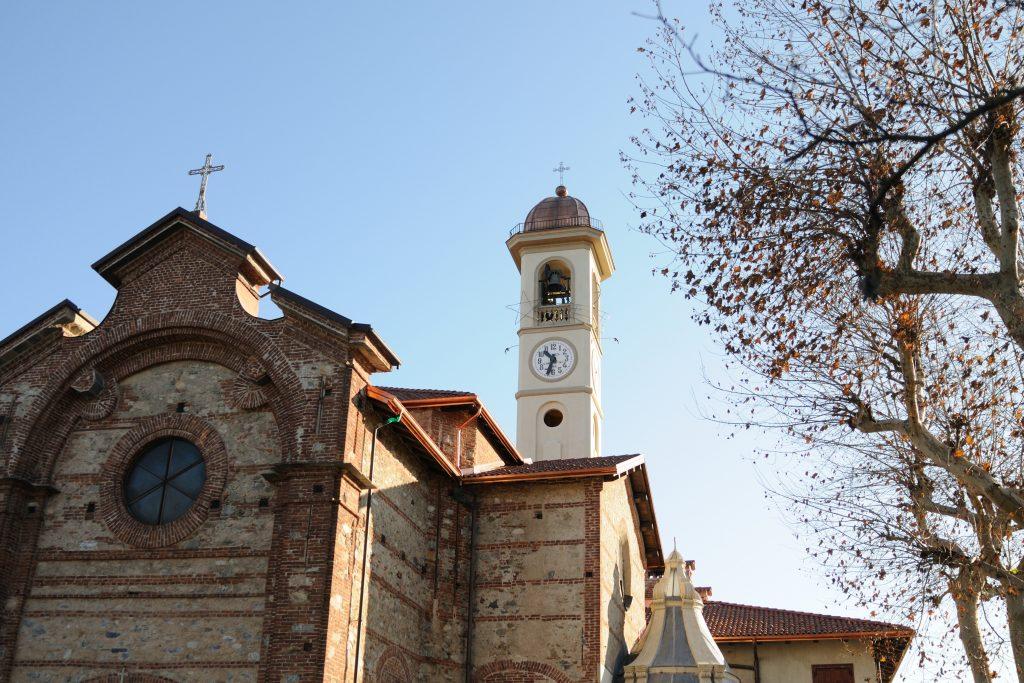 Lattoneria in rame – Cuneo - OML