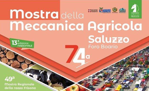 Mostra della Meccanica Agricola Saluzzo