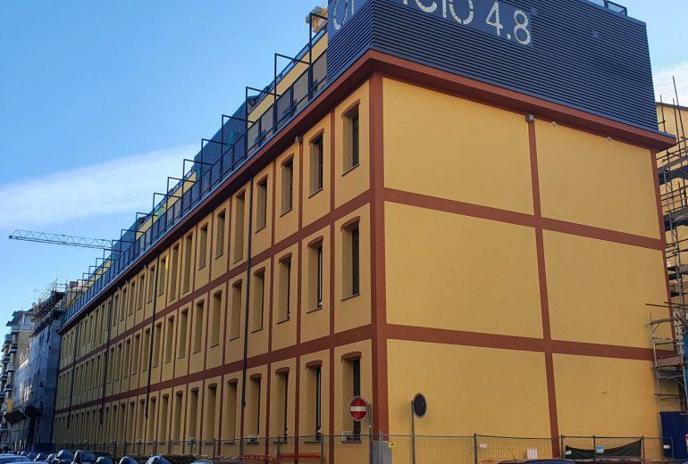 Rivestimento di facciata – Torino
